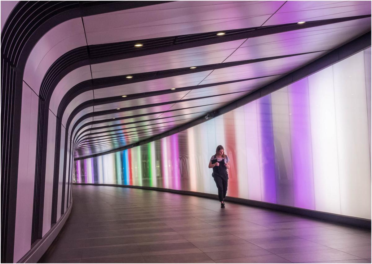 Kings Cross Underpass