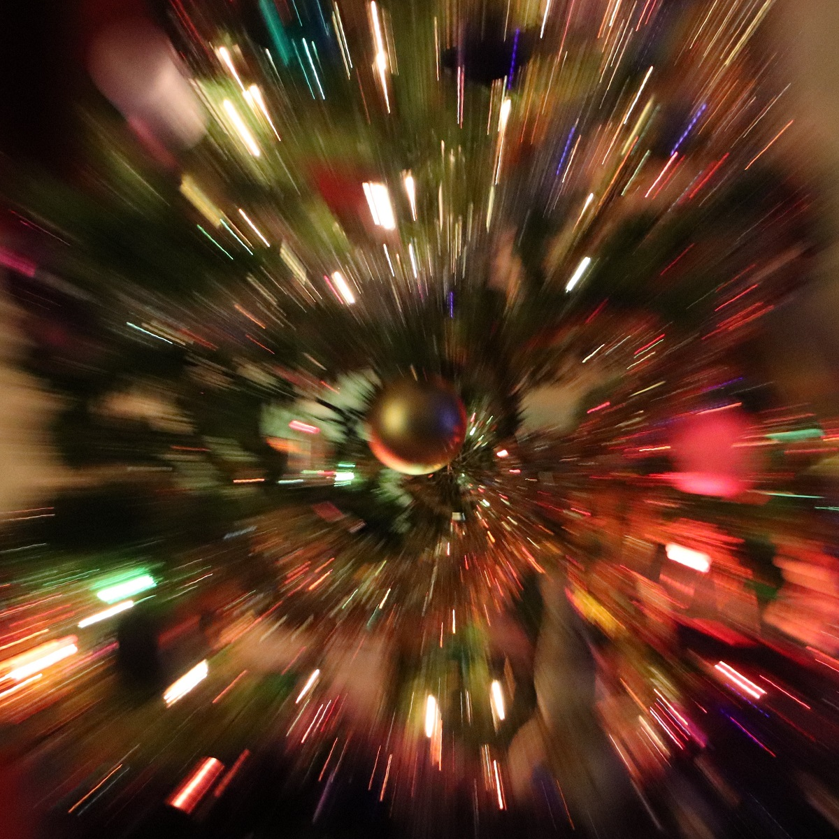 Christmas sparkle Helen Corbin