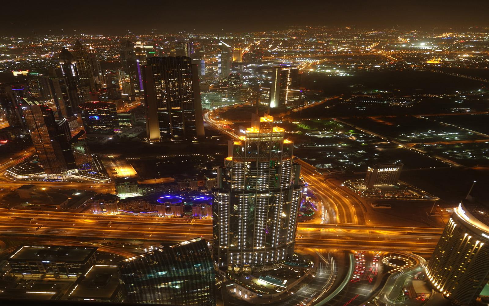 Dubai at NightAndrew Picken