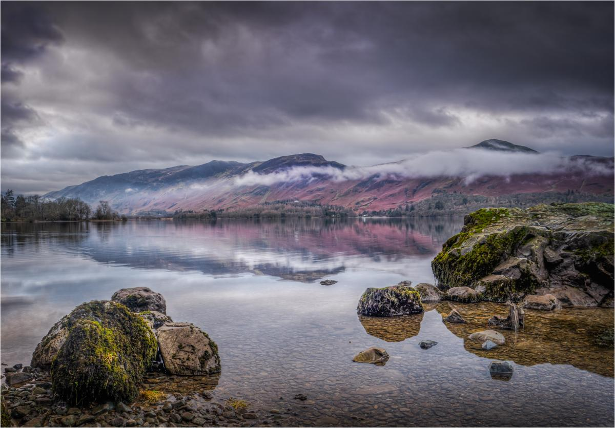 Homewood, Lawrence_Derwent Water Winter Colours_1