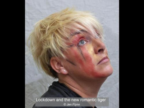 Lockdown and the new romantic tiger Jen Flynn