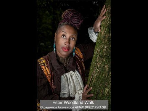 Ester Woodland Walk Lawrence Homewood AFIAP BPE2~ CPAGB