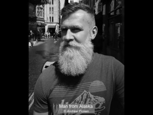 Man from AlaskaAndrew Picken