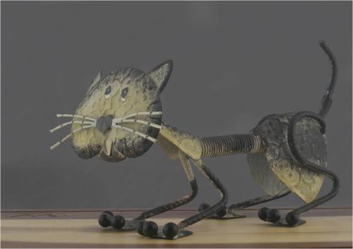 Cat SculptureAndy Marshall
