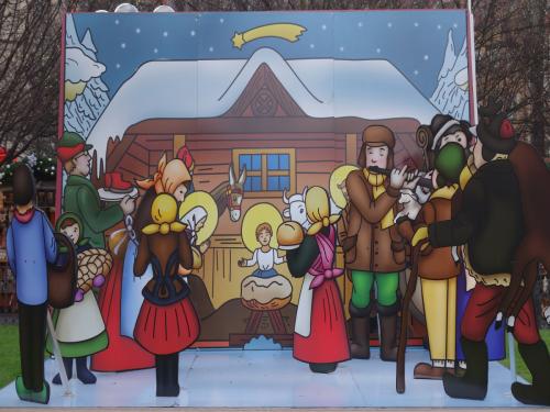 Christmas Scene - PragueAndrew Picken