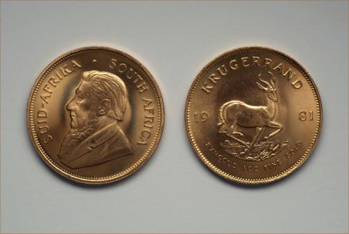 Gold CoinDerek Winsor