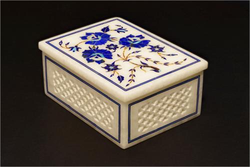 Marble Inlay BoxDerek Winsor