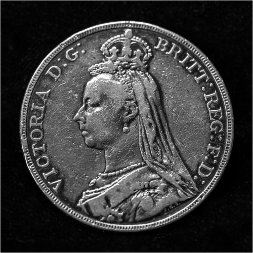 Queen Victoria Silver Jubilee Medal - 1889Anthony Beevor