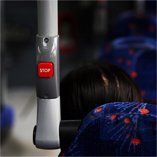 Stop Button - MetrobusPeter Bishop